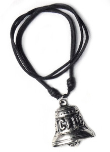 AC/DC Bell Necklace