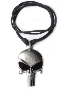 Punisher Skull Necklace