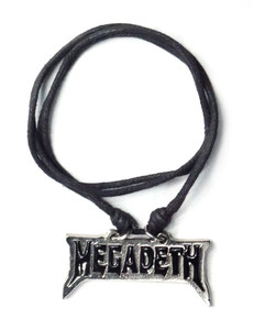 Megadeth Logo Necklace