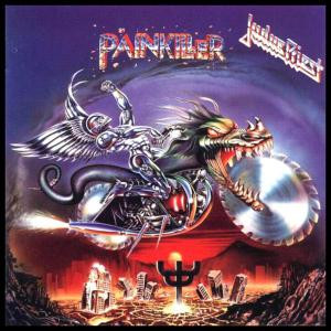 "Judas Priest - Painkiller 4x4"" Color Patch"