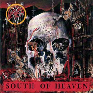 """Slayer - South Of Heaven 4x4"""" Color Patch"""