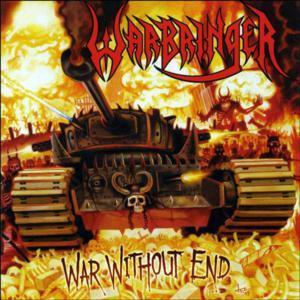 "Warbringer - War Without End 4x4"" Color Patch"