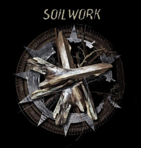 "Soilwork - Figure Number Five 4x4"" Color Patch"