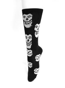 Misfits Ghoul Collage Socks