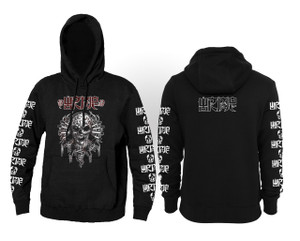 Wormrot - Abused Hooded Sweatshirt