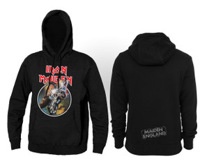 Iron Maiden - Maiden England Hooded Sweatshirt