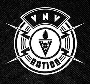 "VNV Nation New Logo 4x4"" Printed Patch"