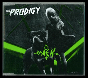 "Prodigy - Omen 4.5x3.5"" Color Patch"
