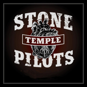 "Stone Temple Pilots - Black Heart 4x4"" Color Patch"