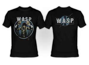 W.A.S.P. - Blackie Lawless T-Shirt