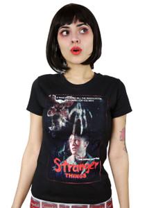 Stranger Things - Demogorgon Blouse T-Shirt