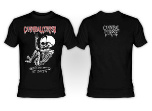Cannibal Corpse - Butchered at Birth NW T-Shirt