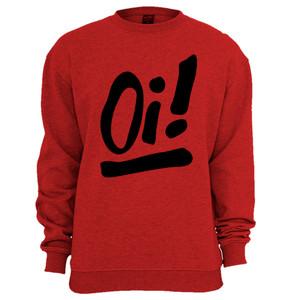 Oi! Streetpunk Crewneck Sweatshirt