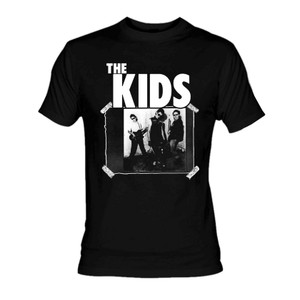 The Kids - Bloody Belgium T-Shirt