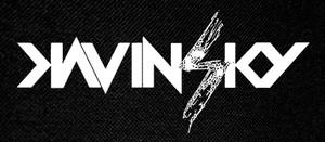 """Kavinsky Logo 5x2.5"""" Printed Patch"""