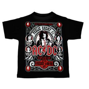 Kid's T-Shirt - AC/DC - Whiskey A-Go-Go
