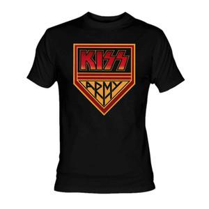 KISS - Army Shield T-Shirt