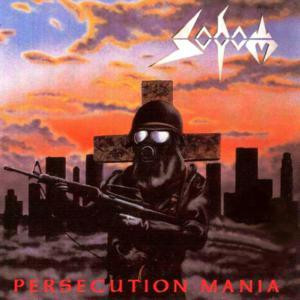 "Sodom - Persecution Mania 4x4"" Color Patch"