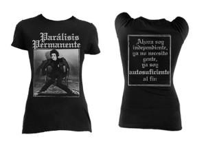 Paralisis Permanente - Autosuficiencia Blouse T-Shirt