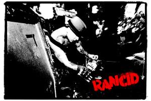 "Rancid Live! 18x12"" Poster"