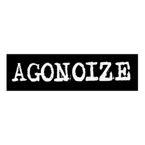 "Agonoize - Logo 5x2"" Printed Patch"