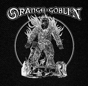 "Orange Goblin - Summer Sermons 4x4"" Printed Patch"