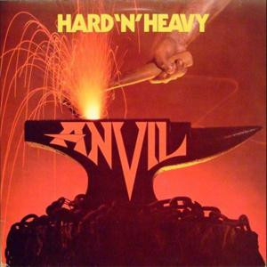 "Anvil - Hard'n' Heavy 4x4"" Color Patch"