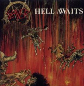 "Slayer - Hell Awaits 4x4""  Color Patch"