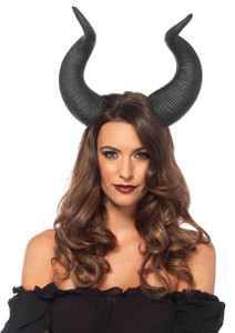 Leg Avenue - Evil Queen Black Horns