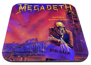 "Megadeth - Peace Sells But Who's Buying? 9x7"" Mousepad"
