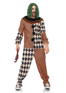 Leg Avenue - Creepy Circus Clown Costume