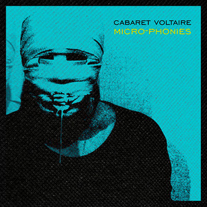 "Cabaret Voltaire - Micro-phonies 4x4"" Color Patch"