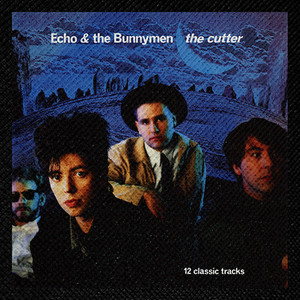 "Echo & The Bunnymen - The Cutter 4x4"" Color Patch"