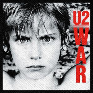 "U2 - War 4x4"" Color Patch"