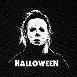 "John Carpenter's Halloween - Michael Myers 4x4"" Printed Patch"