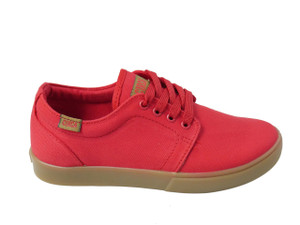Circa - Red and  Gum Drifter Sneaker