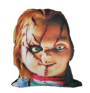 Go Rocker - Chucky Cut Out Throw Pillow