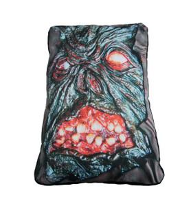 Go Rocker - Evil Dead's Necronomicon Throw Pillow