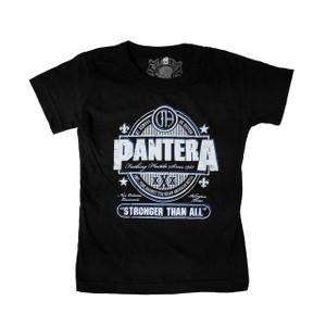 Kid's T-Shirt - Pantera Stronger Than All