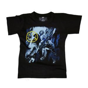 Kid's T-Shirt - Nirvana Band
