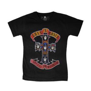 Kid's T-Shirt - Guns N Roses Appetite For Destruction