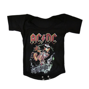 Baby Onesie - AC/DC Are You Ready?