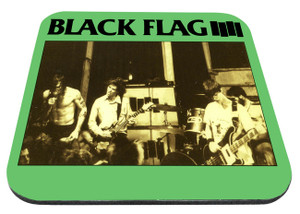 "Black Flag 9x7"" Mousepad"
