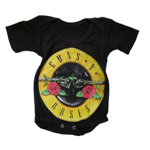 Baby Onesie - Guns N Roses Logo