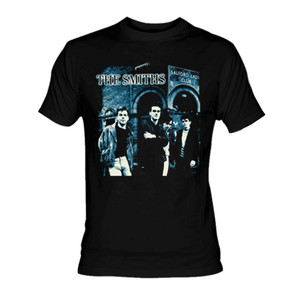 The Smiths - Salford Lads Club T-Shirt