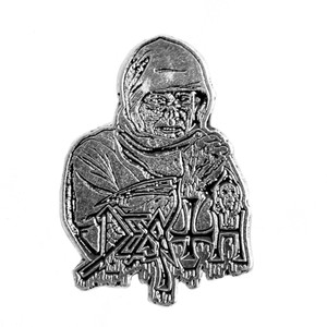 "Death - Leprosy 2"" Metal Badge"