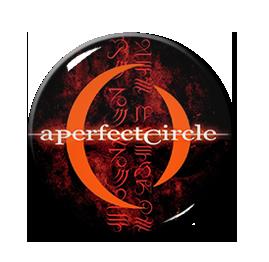 """A Perfect Circle - Mer de Noms 1.5"""" Pin"""
