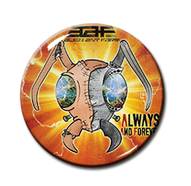 "Alien Ant Farm - Always And Forever 1.5"" Pin"