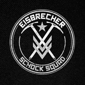 "Eisbrecher - Shock Squad Logo 4x4"" Printed Patch"