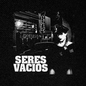 """Seres Vacios - Recuerda 4x4"""" Printed Patch"""